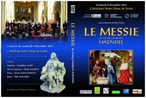 DVD Concert le Messie Senlis