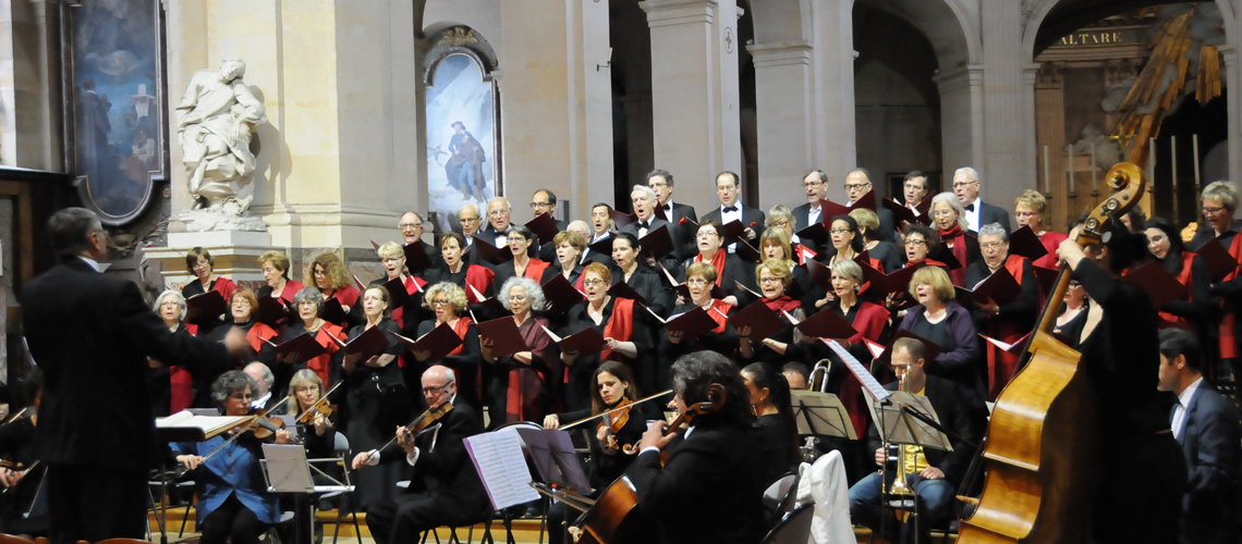 Concert Eglise Saint Roch Paris