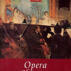 partition choeur d'opera