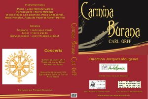 DVD Carmina Burana