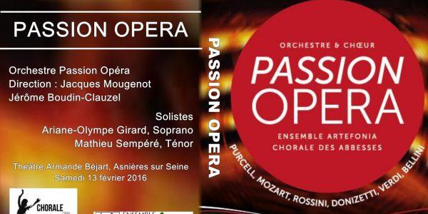 DVD Passion Opéra  Asnières sur Seine